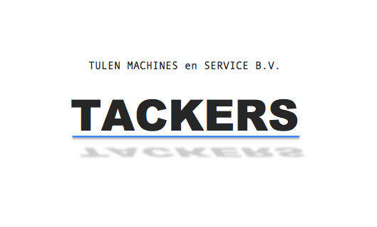 TACKERS ond.